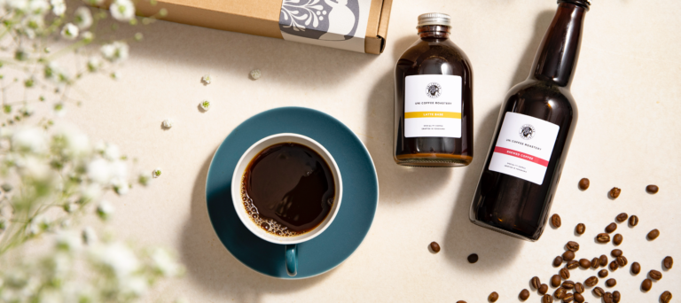 UNI COFFEE ROASTERYのコーヒーギフトセット