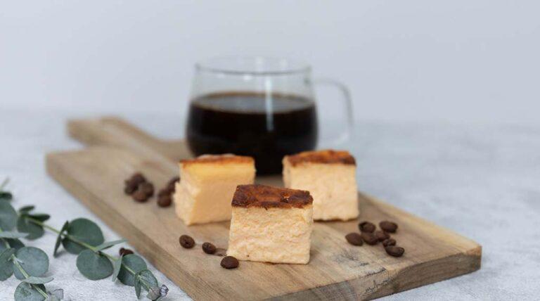 【10月1日 国際コーヒーの日!】バスクチーズケーキ試食キャンペーン