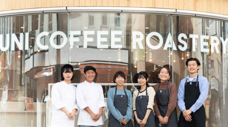【10/1】UNI COFFEE ROASTERY 大船  OPEN!!